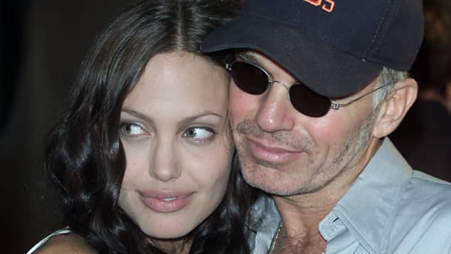 Angelina Jolie Billy Bob Thornton Halskette