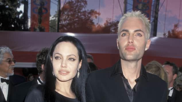 Angelina Jolie James Haven Bruder