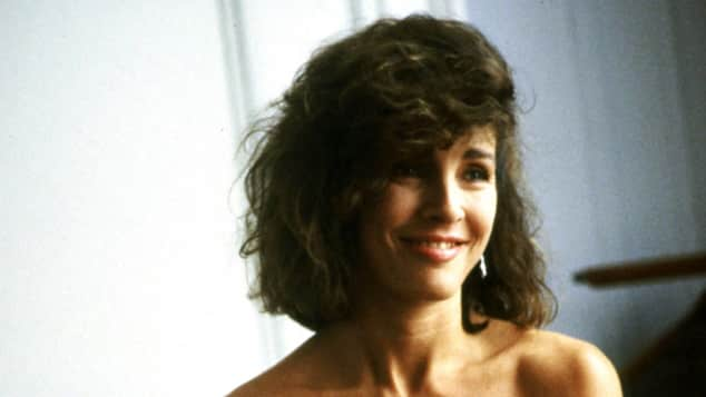 "Anner Archer starred as ""Beth Gallagher"" in Fatal Attraction."
