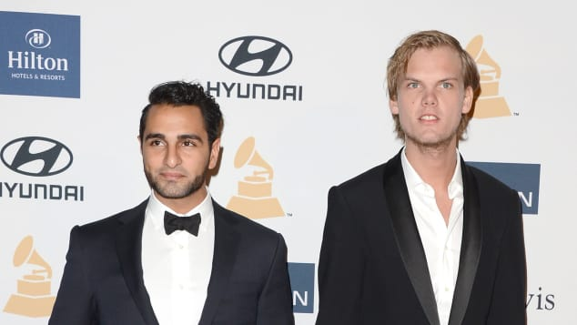 Avicii Manager Ash Pournouri