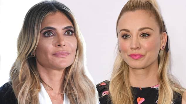"Kaley Cuoco schnappte Ayda Field die Rolle in ""The Big Bang Theory"" weg"