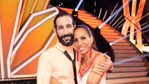 Barbara Becker und Massimo Sinató