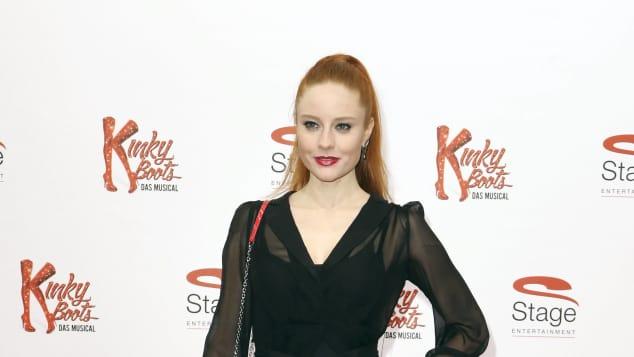 Barbara Meier Overknees sexy
