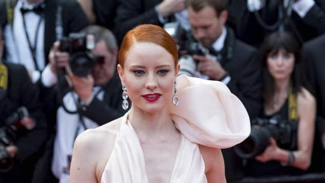 Barbara Meier bei den Filmfestspielen in Cannes 2018