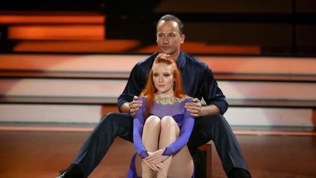 """Barbara Meier und Sergiu Luca müssen """"Let's Dance"""" verlassen"""