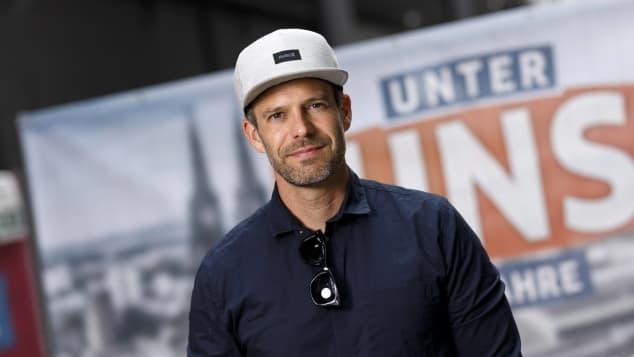 """Ben Ruedinger verlässt 2020 """"Unter uns"""" nach 20 Jahren"""