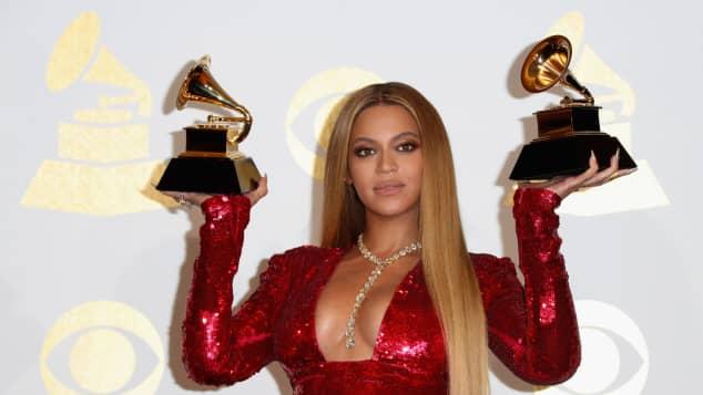 Beyoncé Grammys 2017 schwanger