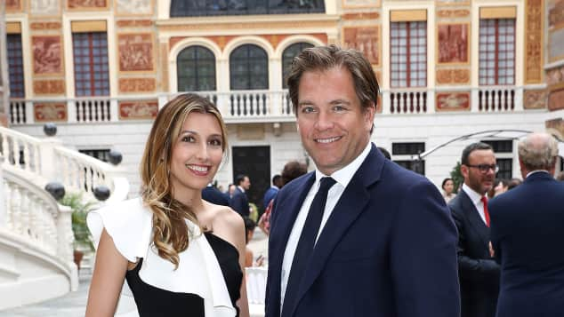 Bojana Jankovic Michael Weatherly Frau