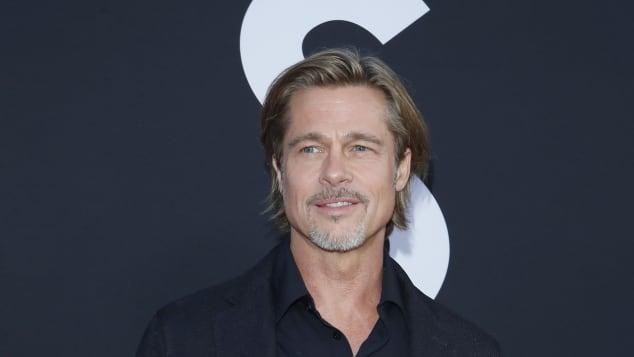 Brad Pitt sieht auch mit 56 noch umwerfend aus
