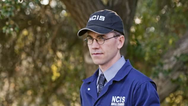 "Brian Dietzen als ""Johnny Palmer"" in ""NCIS"""
