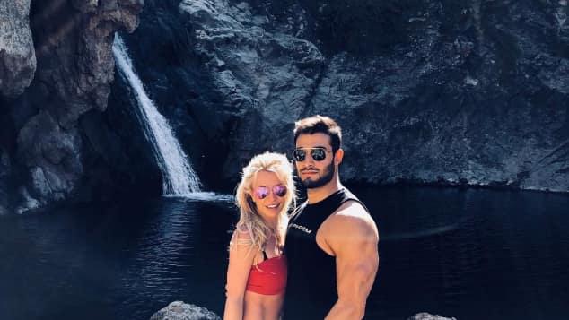 Britney Spears Freund