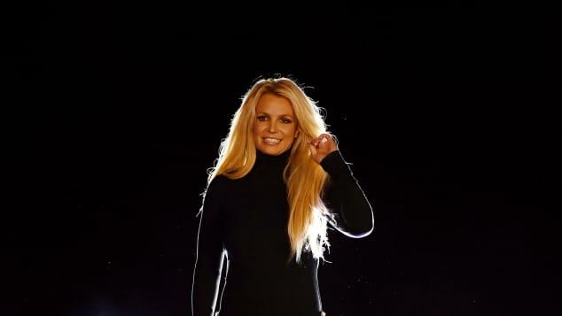 Britney Spears bei ihrer neuen Show 2019 in Las Vegas
