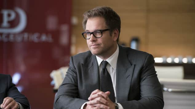 Michael Weatherly Bull