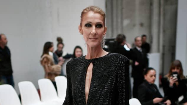 Céline Dion im Januar 2019