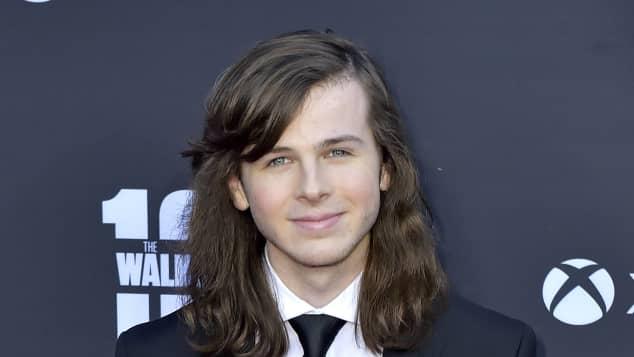 """Chandler Riggs spielte """"Carl"""" in der Erfolgsserie """"The Walking Dead"""""""