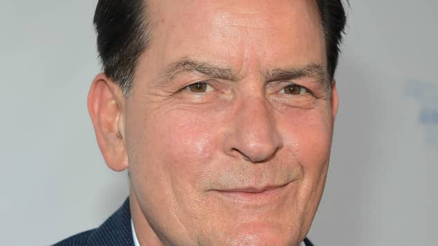 Charlie Sheen bei den Angel Awards im August 2018 in Hollywood