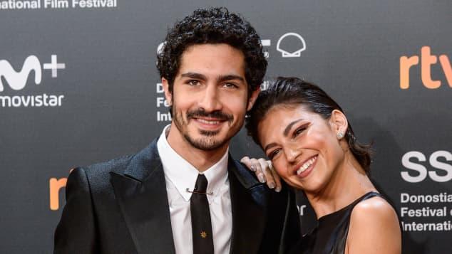 Chino Darin und Ursula Corbero