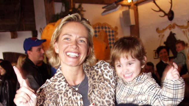Claudia Effenberg und Lucia Strunz