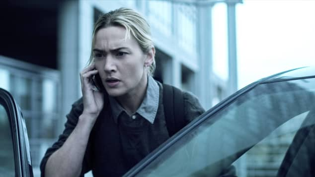 """Kate Winslet in """"Contagion"""""""