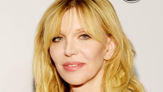 Courtney Love trauert um ihren verstorbenen Mann Kurt Cobain