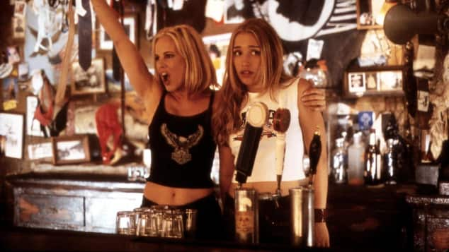 Coyote Ugly Piper Perabo Maria Bello