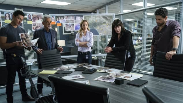 Criminal Minds Staffel 14