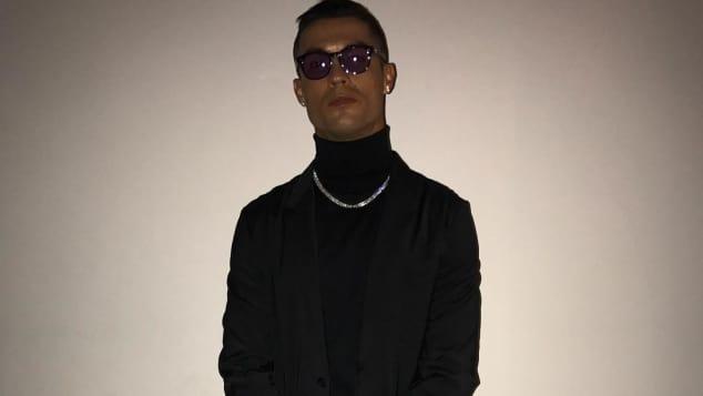 Cristiano Ronaldo Outfit Neunziger