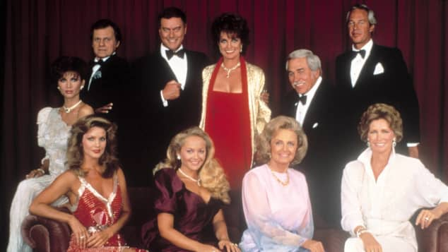 """Dallas""-Cast"