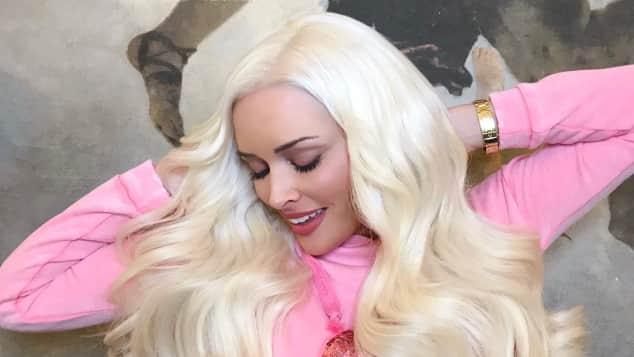Daniela Katzenberger Haare Extensions