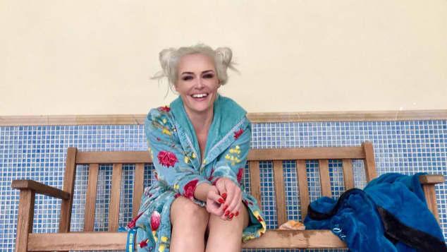 Daniela Katzenberger zeigt sich mit neuer Frisur auf ihrem Instagram Account