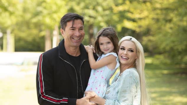 Lucas Cordalis, Sophia, Daniela Katzenberger