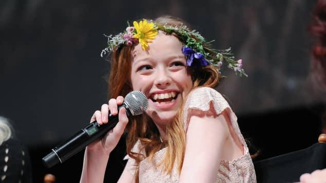 Amybeth McNulty: So hübsch ist die 16-Jährige