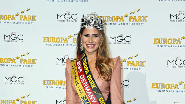 Anahita Rehbein ist Miss Germany 2018