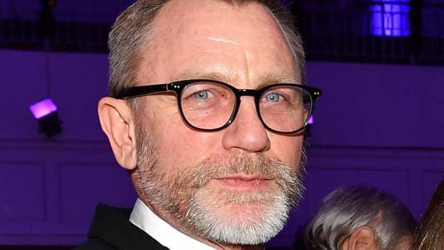 Daniel Craig überrascht mit seiner Bartpracht
