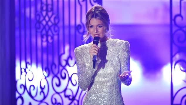 """Ella Endlich ist die Sängerin von """"Küss mich, halt mich, lieb mich"""""""