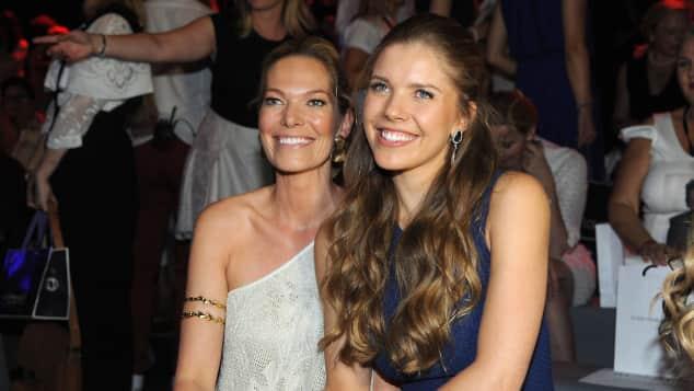 Victoria Swarovski und ihre Mama sind ein eingespieltes Team