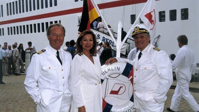 zdf das traumschiff 1970 beide Keller beatrice