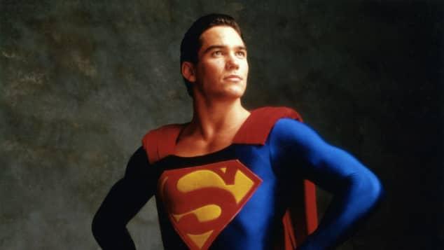 "Dean Cain spielte ""Superman"""