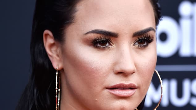 Demi Lovato 2018 bei den Billboard Music Awards