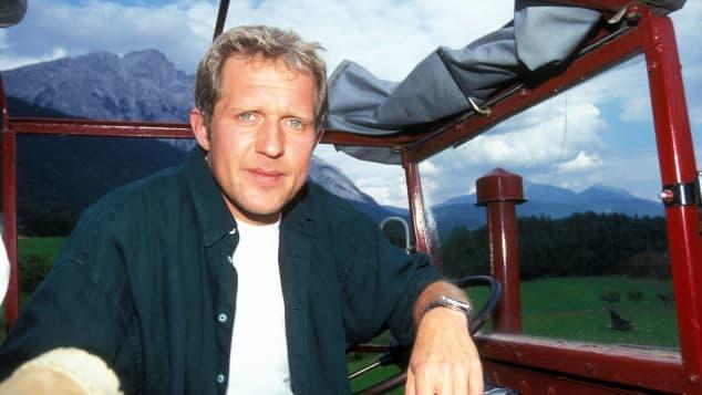 """Der Bergdoktor"" ""Dr. Justus Holstein"" (Harald Krassnitzer) 1996"