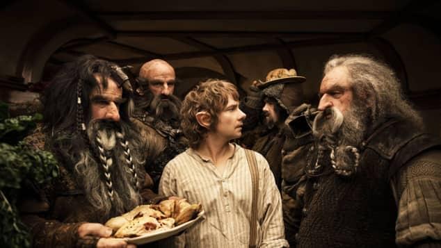 "Martin Freeman alias ""Hobbit"""