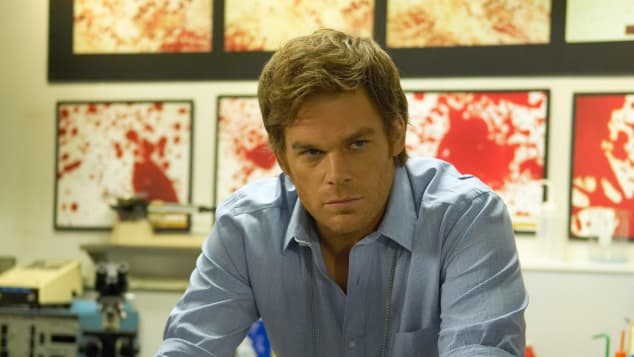 """Die Serie """"Dexter"""""""