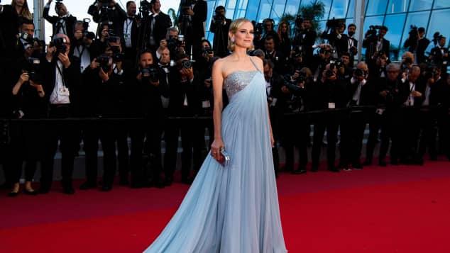 Diane Kruger bei den Filmfestspielen in Cannes 2018