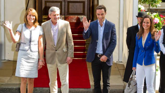 Kate Middleton Familie Pippa