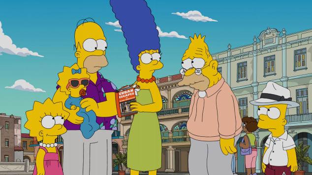 """""""Die Simpsons"""""""
