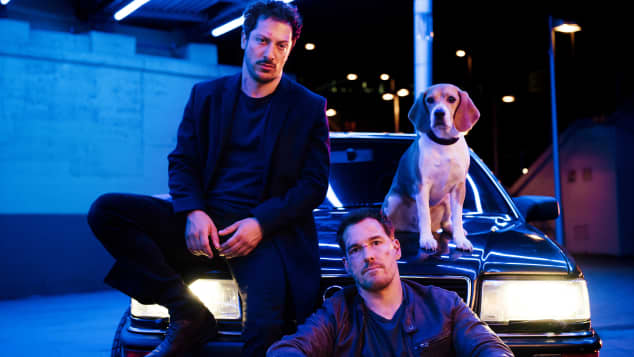 "Neue Netflix-Serie ""Dogs of Berlin"", Netflix, Dogs of Berlin"