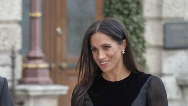 Duchess Meghan solo appearance