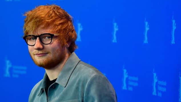 Ed Sheeran ist einer der erfolgreichsten Musiker des Jahres 2018