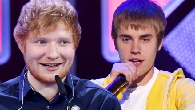 Ed Sheeran und Justin Bieber haben gemeinsam einen Song rausgebracht