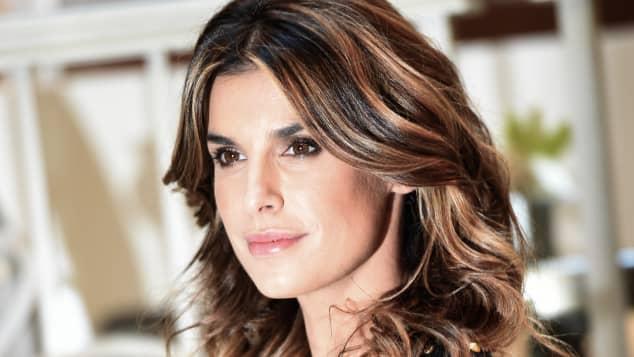 Elisabetta Canalis im Dezember 2017